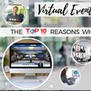 The Top 10 Ways You Can Increase Your Sales And Brand Visibility Through Virtual Events