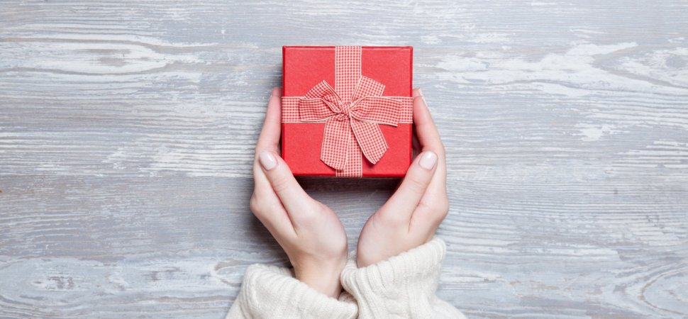 Show Your Appreciation - Give Gifts to Be Remembered this Season