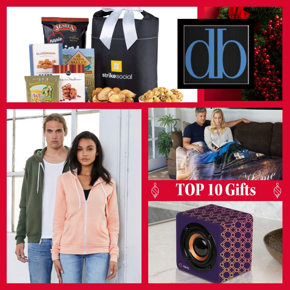Top 10 Business Gifts to Give This Holiday Season