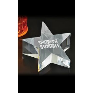 Rising Star Paperweight Award